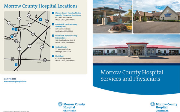 Click to view page 1 of MCH Services Brochure