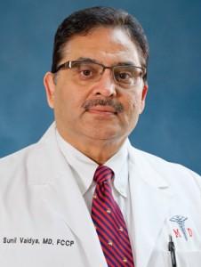Sunil Vaidya, MD, FCCP