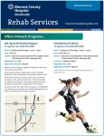 ACL Injury Prevention Program and Introduction To Fitness Offered by Rehab Services