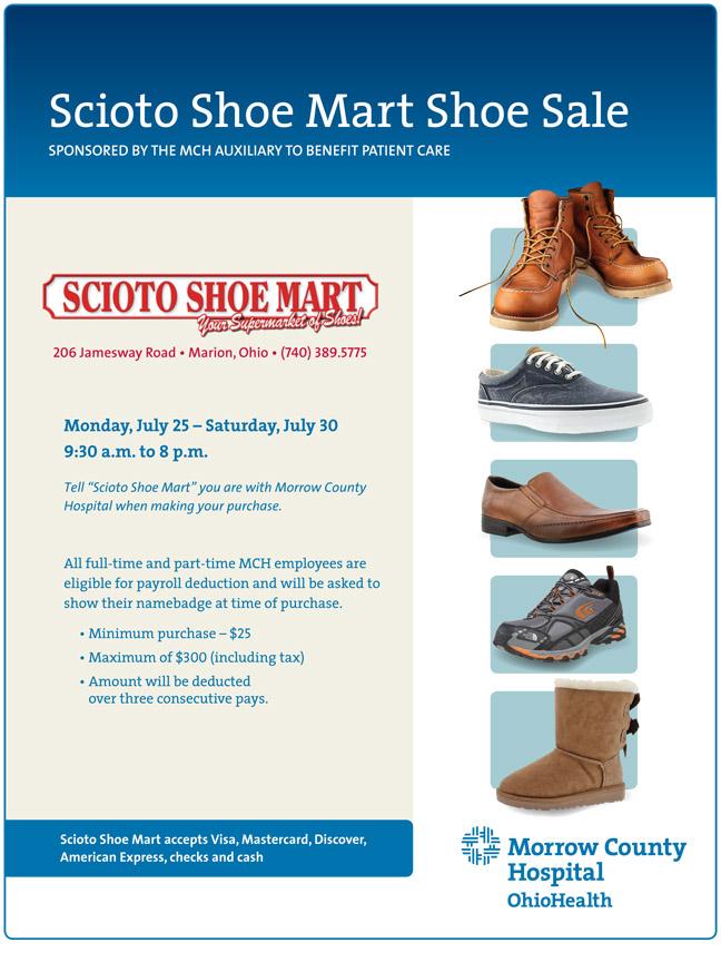 2016 Shoe Sale