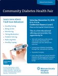 Diabetes Health Fair
