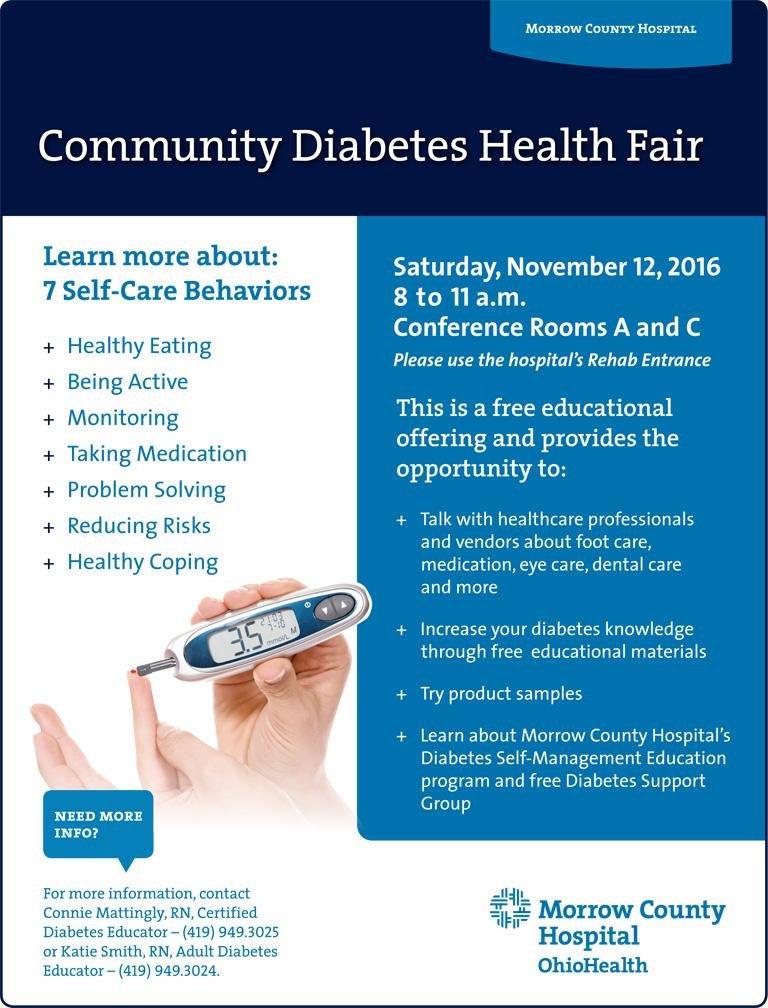 diabetes fair 2016