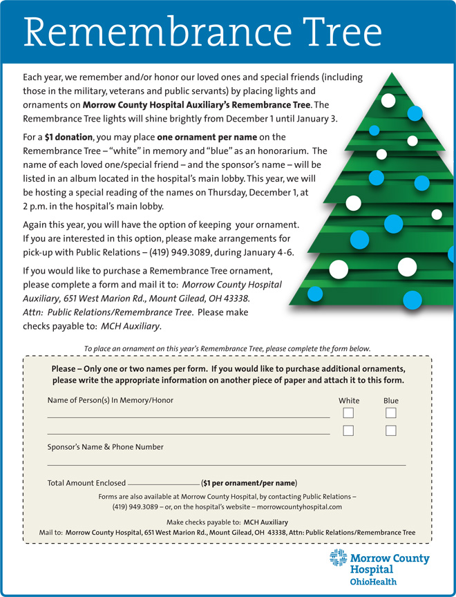 mch tree flyer 2016