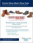 Scioto Shoe Mart Shoe Sale