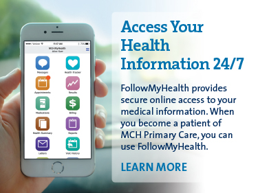 Access Your Health Information 24/7