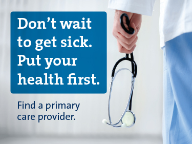 Find a Primary Care Provider